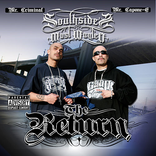 Play & Download South Side Most Wanted The Return by Various Artists | Napster