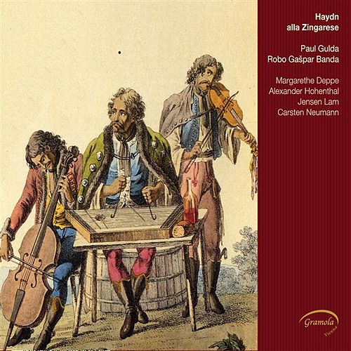 Haydn alla Zingarese by Various Artists