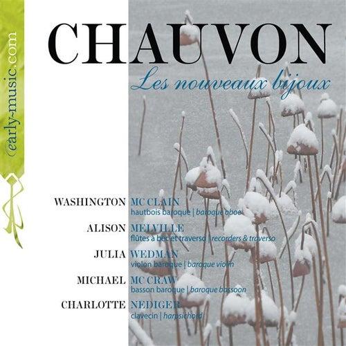 Chauvon: Les nouveaux bijoux by Washington McClain