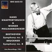 Beethoven: Symphony No. 3 - Bruckner: Symphony No. 8 by Vienna Philharmonic Orchestra