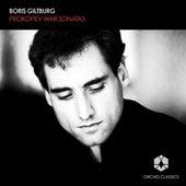 Prokofiev: War Sonatas by Boris Giltburg