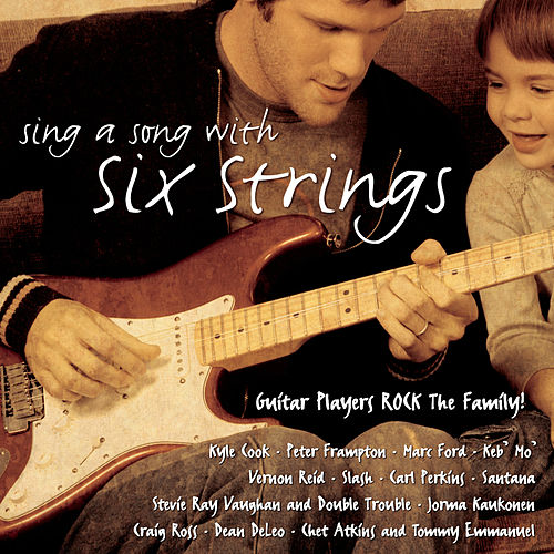 Play & Download Sing A Song With Six Strings by Various Artists | Napster