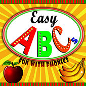 Easy ABC's Fun With Phonics by The Kiboomers