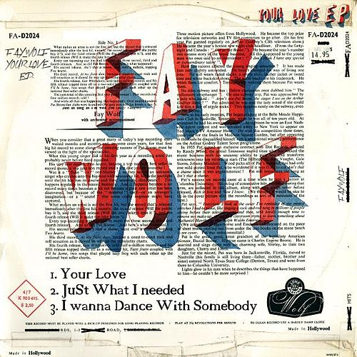 Your Love EP by Fay Wolf