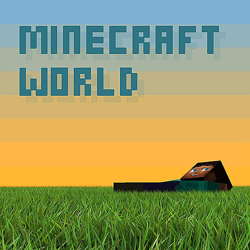 Play & Download Minecraft World (feat. Brad Knauber) by Pedro Esparza | Napster