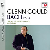 Glenn Gould plays Bach: The Well-Tempered Clavier Books I & II, BWV 846-893 by Glenn Gould