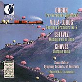 Play & Download Orbon, J.: 3 Versiones Sinfonicas / Villa-Lobos, H.: Bachianas Brasileiras No. 2 / Estevez, A.: Mediodia En El Llano by Simon Bolivar Symphony Orchestra of Venezuela | Napster