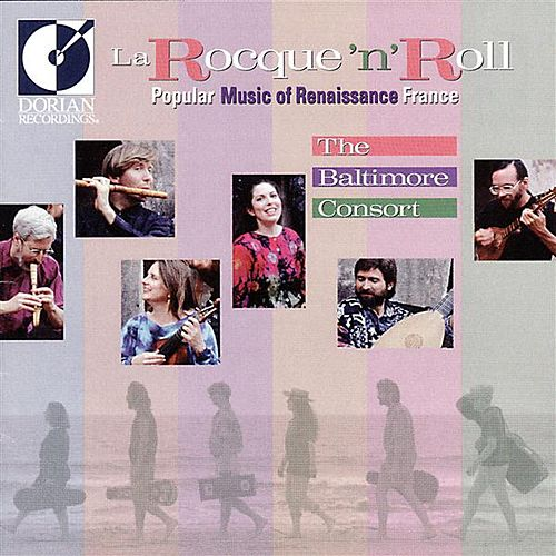 Play & Download Renaissance Music (Instrumental and Vocal) - Le Roy, A. / Praetorius, M. / Bassano, G. / Phalese, P. (La Rocque' N' Roll) by Various Artists | Napster