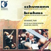 Play & Download Schumann, R.: Piano Cocnerto, Op. 54 / BRAHMS, J.: Piano Concerto No. 1 by Ivan Moravec | Napster