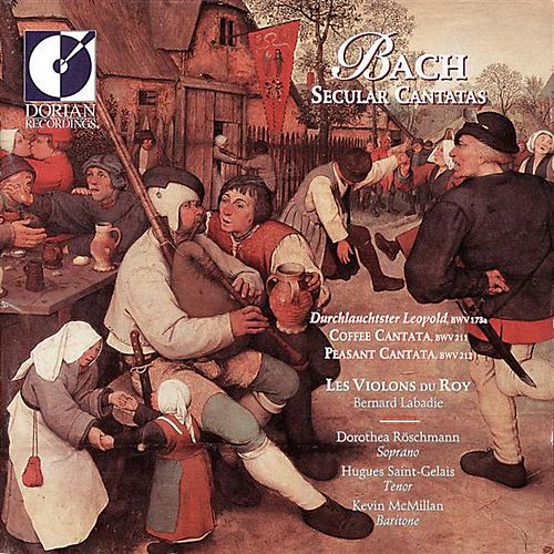 Play & Download Bach, J.S.: Secular Cantatas by Dorothea Roschmann | Napster