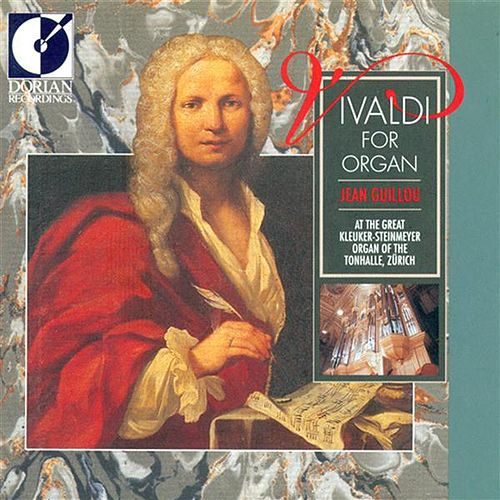 Play & Download Vivaldi for Organ by Jean Victor Arthur Guillou | Napster