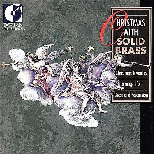 Solid Brass: Christmas With Solid Brass by Solid Brass