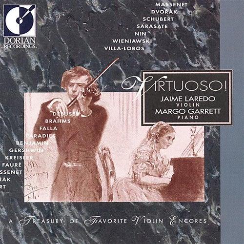 Play & Download Violin Recital: Laredo, Jaime - Kreisler, F. / Faure, G. / Massenet, J. / Dvorak, A. / Sarasate, P. (Virtuoso - A Treasury of Favorite Violin Encores) by Jaime Laredo | Napster