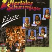 LIVE / Open Air Finkenberg von Zillertaler Schürzenjäger