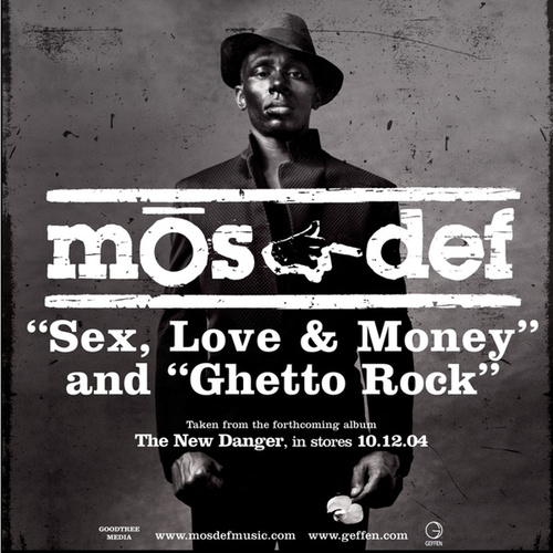 Sex, Love & Money by Yasiin Bey (Mos Def)