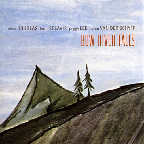Bow River Falls by Dave Douglas