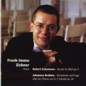 Frank-Immo Zichner spielt Schumann und Brahms by Frank-Immo Zichner