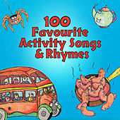 Play & Download 100 Favourite Activity Songs & Rhymes by The Jamborees | Napster