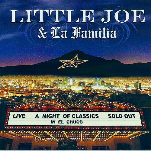 Play & Download A Night of Classics in El Chuco by Little Joe And La Familia | Napster