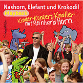 Play & Download Nashorn, Elefant und Krokodil Playback by Reinhard Horn | Napster