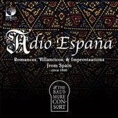 Chamber Music (Spanish) - Pisador, D. / Ortiz, D. / Torre, F. De La / Mudarra, A. / Guerrero, P. / Encina, J. Del (Adio Espana) by The Baltimore Consort