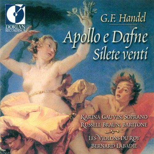 Play & Download Handel, G.F.: Apollo E Dafne [Opera] / Silete  Venti by Karina Gauvin | Napster