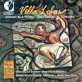 Villa-Lobos, H.: Symphony No. 4,