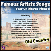 Play & Download Famous Artists Songs You've Never Heard Old Country, Vol. 1 by Various Artists | Napster