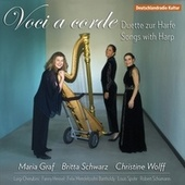 Play & Download Voci a corde - Duette zur Harfe (Songs with Harp) by Various Artists | Napster
