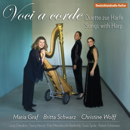 Voci a corde - Duette zur Harfe (Songs with Harp) by Various Artists