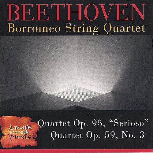 Play & Download Beethoven-2 Quartets by Borromeo String Quartet | Napster