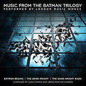 Play & Download Music from the Batman Trilogy by Various Artists | Napster