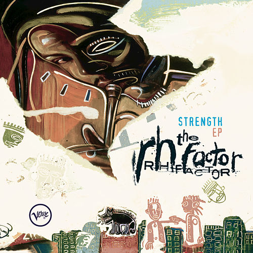 Play & Download Strength by The Rh Factor | Napster