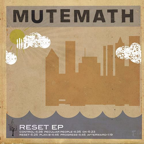 Play & Download [reset] Ep by Mutemath | Napster
