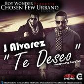 Play & Download Te Deseo (feat. J Alvarez) by Boy Wonder | Napster