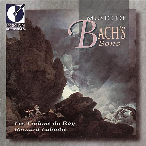 Play & Download Bach, C.P.E.: Sinfonia, Wq. 179 / Bach, J.S.: Suite (Overture) No. 5 / Bach, J.C.F.: Sinfonia, W. 1/3 by Les Violons du Roy | Napster