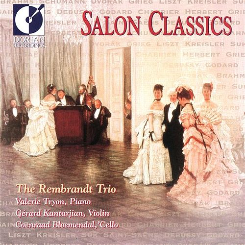 Play & Download Chamber Music - Brahms, J. / Schumann, R. / Dvorak, A. / Suk, J. / Kreisler, F. / Grieg, E. / Liszt, F. (Salon Classics) (The Rembrandt Trio) by The Rembrandt Trio | Napster