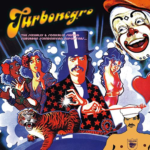 Darkness Forever by Turbonegro