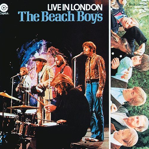 Beach Boys '69 (Live In London) by The Beach Boys