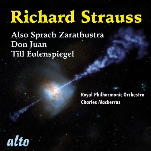 Play & Download Richard Strauss Tone Poems: Also Sprach Zarathustra; Don Juan; Till Eulenspiegel by Royal Philharmonic Orchestra | Napster