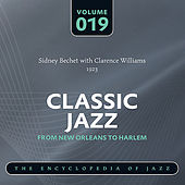 Sidney Bechet with Clarence Williams 1923 von Various Artists