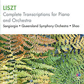 Play & Download Liszt: Complete Transcriptions for Piano and Orchestra by Victor Sangiorgio | Napster