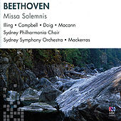 Beethoven: Missa Solemnis in D Major by Sydney Symphony Orchestra