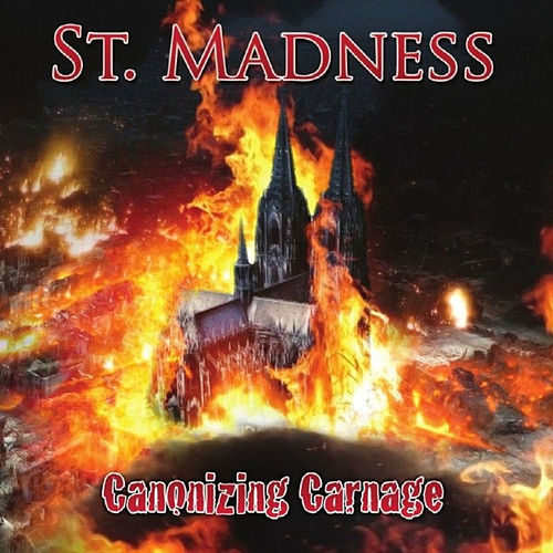 Canonizing Carnage by St. Madness