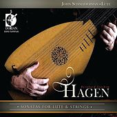 Play & Download Hagen, B.J.: Lute Sonatas by John Schneiderman | Napster