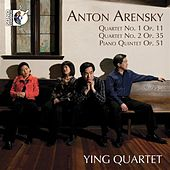 Play & Download Arensky: String Quartets Nos. 1 & 2 - Piano Quintet by Various Artists | Napster