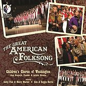 The Great American Folksong by Various Artists