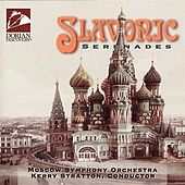 Arensky, A.S.: Variations On A Theme of Tchaikovsky / Glazunov, A.K.: Suite for String Quartet (Slavonic Serenades) by Moscow Symphony Orchestra