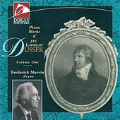 Play & Download Piano Works of Jan Ladislav Dussek, Vol. 1 by Frederick Marvin | Napster
