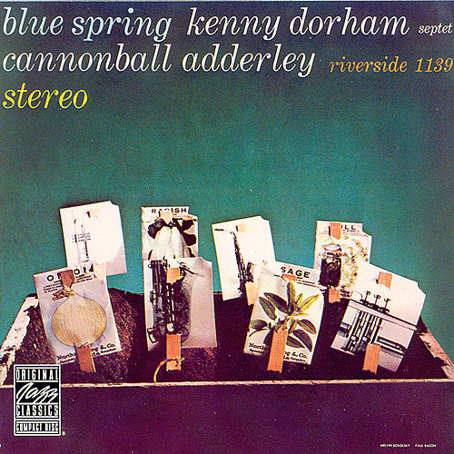 Play & Download Blue Spring by Kenny Dorham Septet | Napster